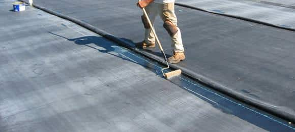 EPDM Roofing Application