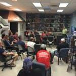 OSHA Safety Meeting 05/09/2014