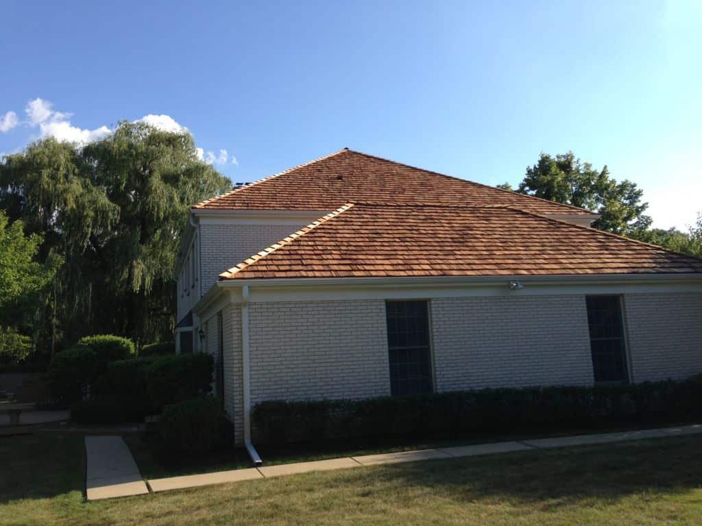 Good Cedar Residential Roofing