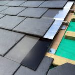 Cupa Natural Slate Roofing Tiles - Installation