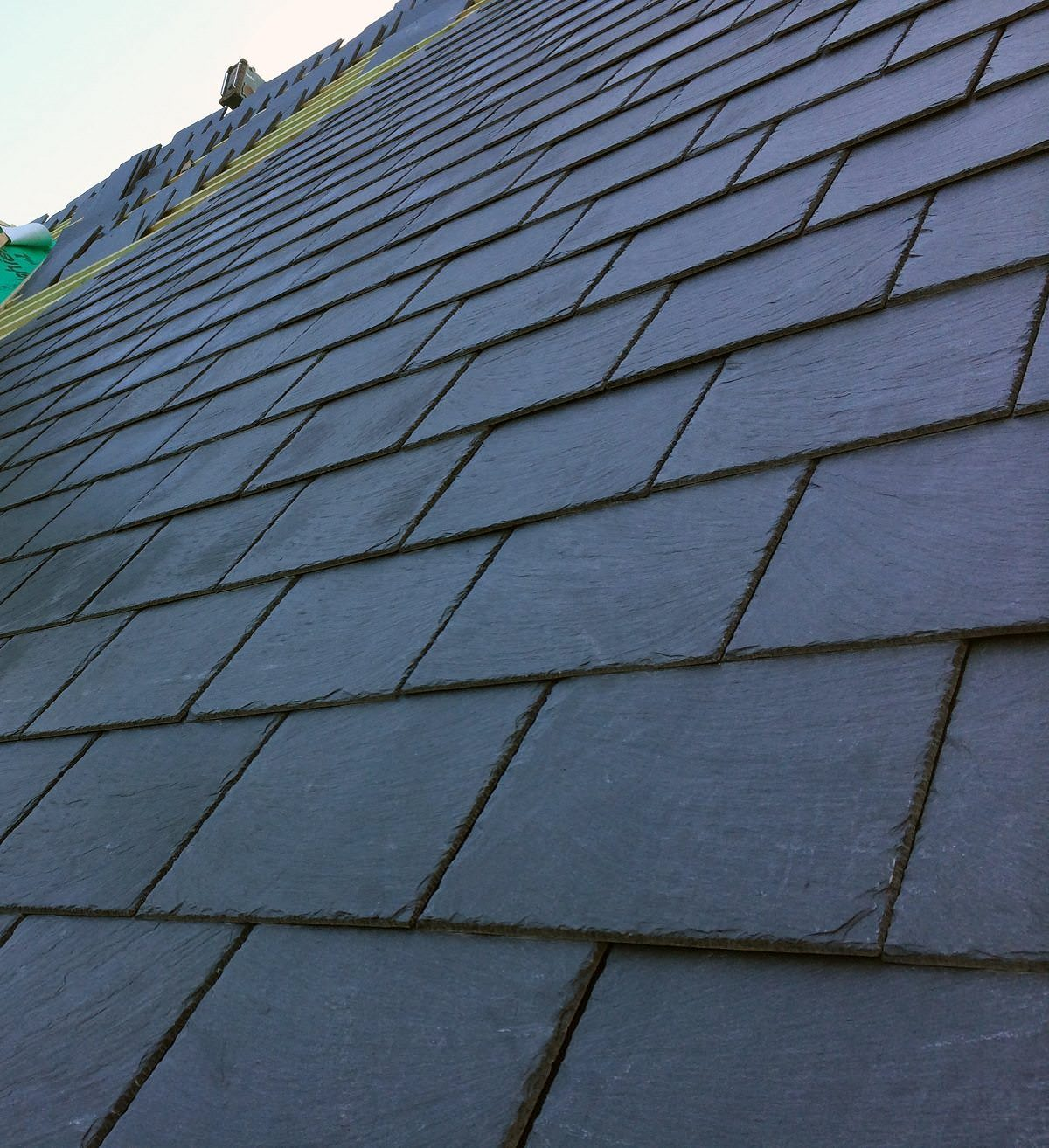 Natural Slate Tile : Natural slate roofing tiles installation restoration