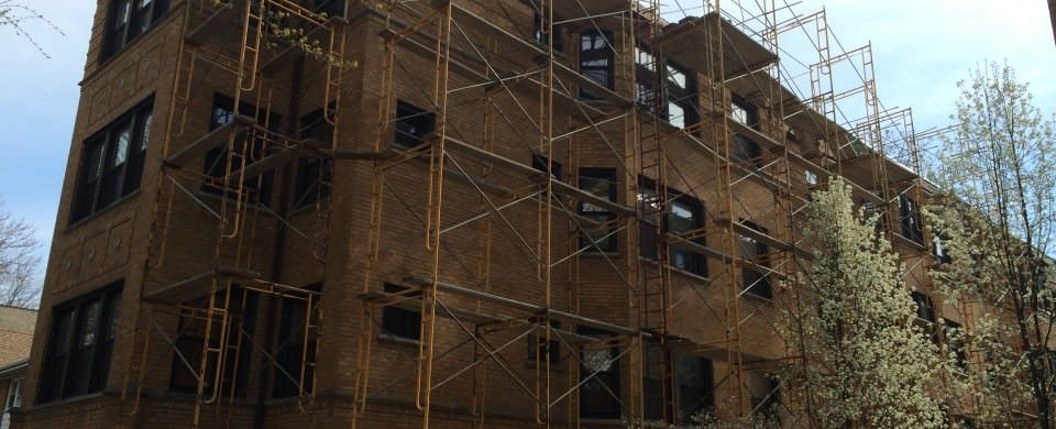 Clay Tile, Tuckpointing & Coping Replacement - Chicago