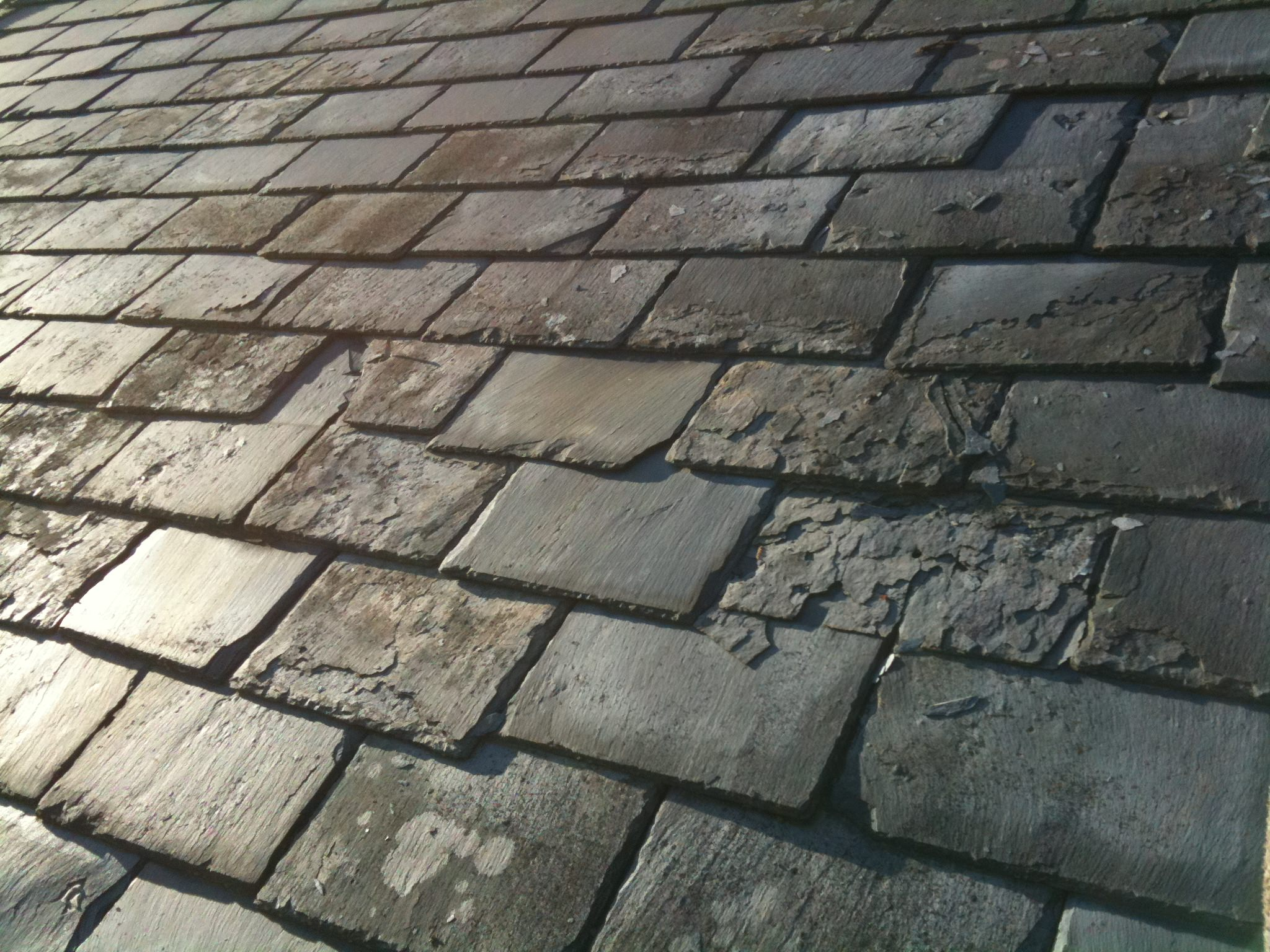 Slate Repair And Installation Company Evanston