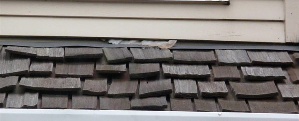 Assessing Wood Shingle and Cedar Shake Roofs