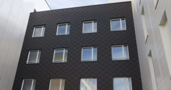 Wall Panel Adeka Vmzinc Roofing Products A Bbb