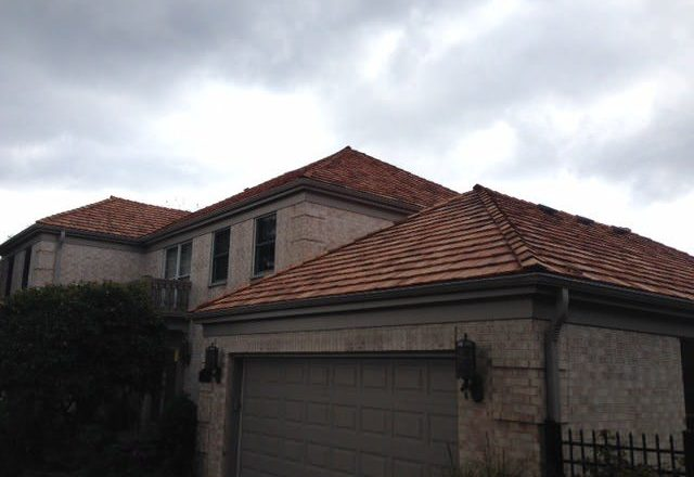 Cedar Roofing Installation - Glenview, IL