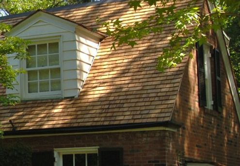The Basics: Wood Shingles and Shakes