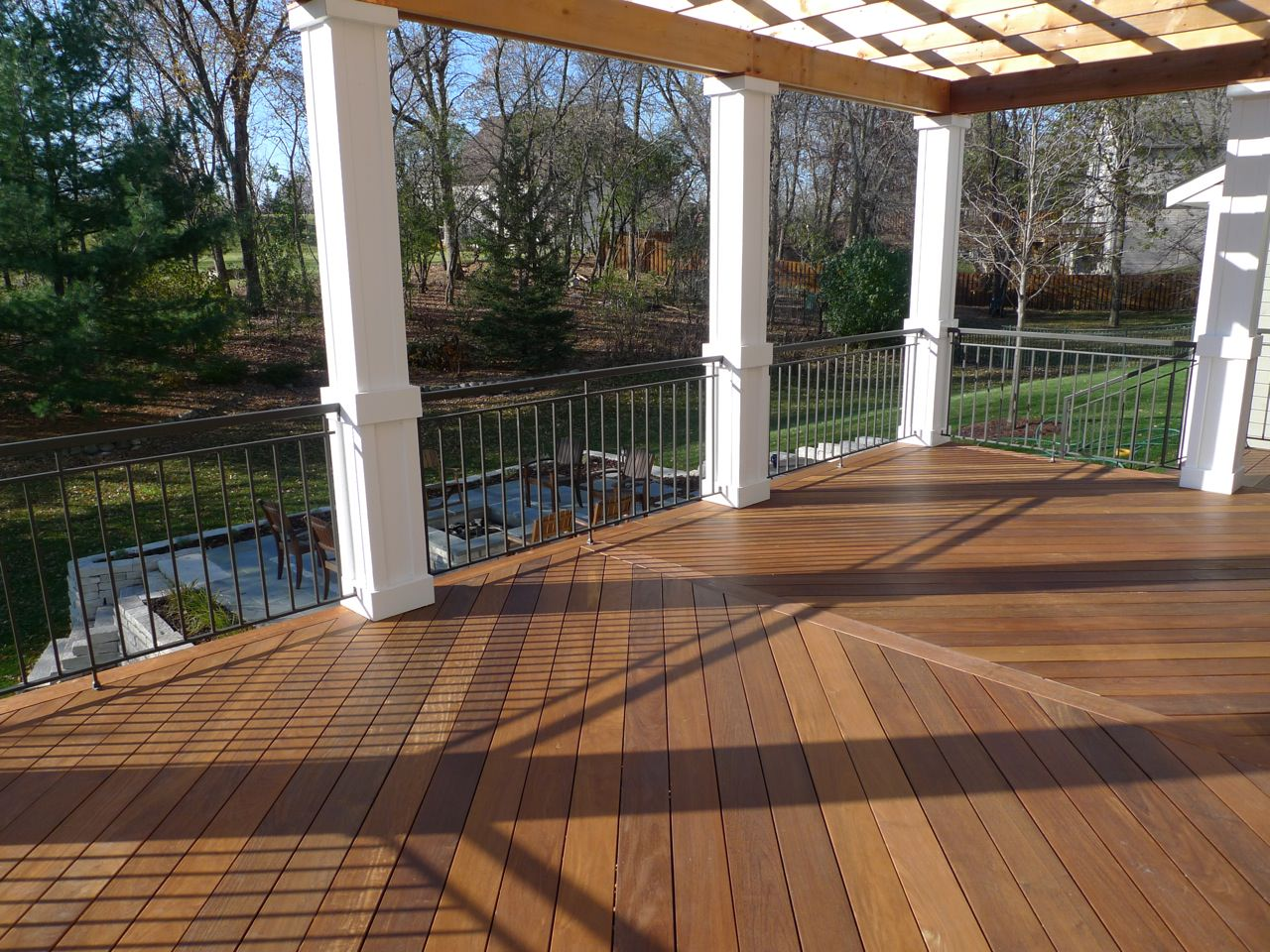 Ipe Decking Decking Products Amd Installation Services