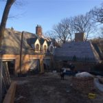 Natural Slate Tile Installation - Lake Forest IL
