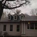 Natural Slate Roofing and Copper Project - Lake Forest IL