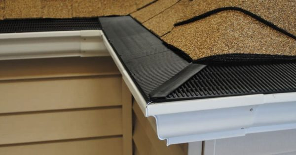 The Raindrop Gutter Guard System Product Lineabedward