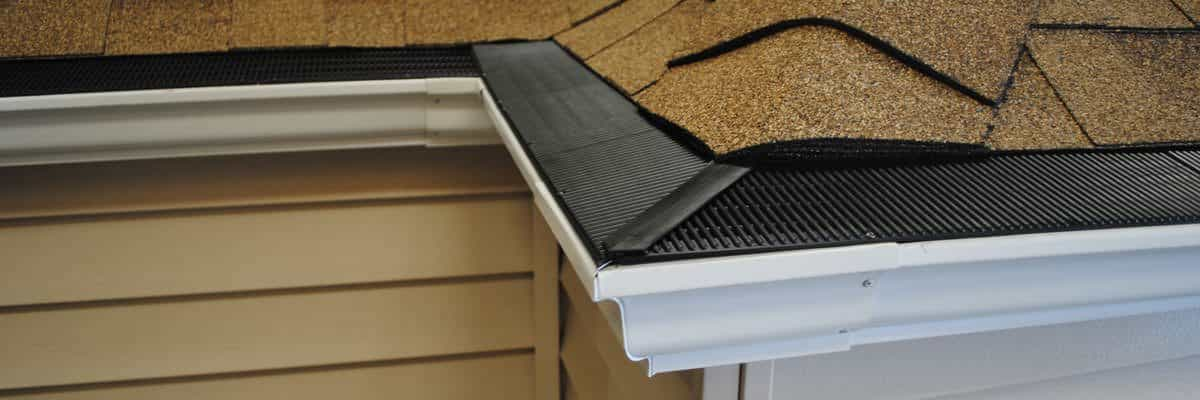 The Raindrop Gutter Guard System Product Line