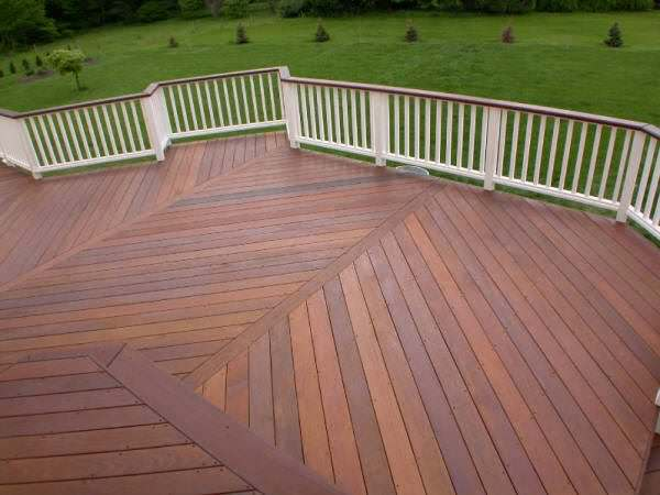 Ipe decking decking products amd installation services for Ipe vs composite decking