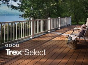 SELECT® DECKING  Our simplest high-performance offering