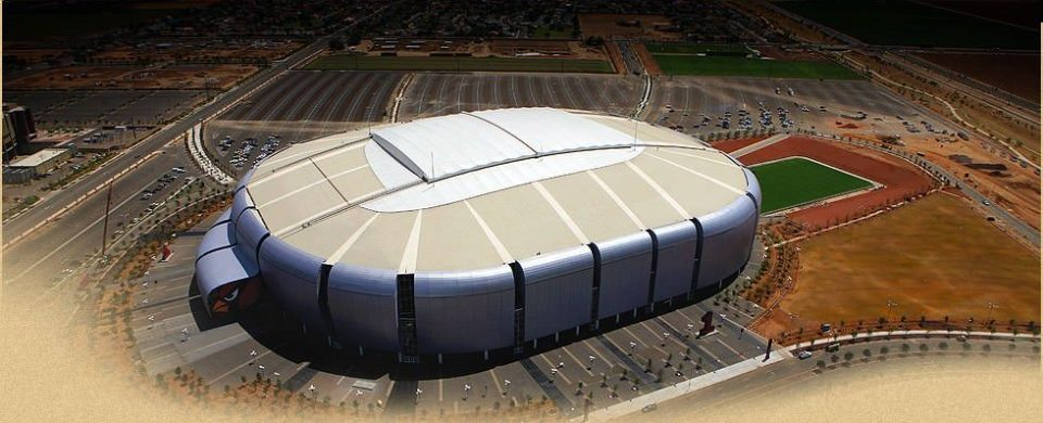 GAF's EverGuard® TPO Roof at Super Bowl XLIX