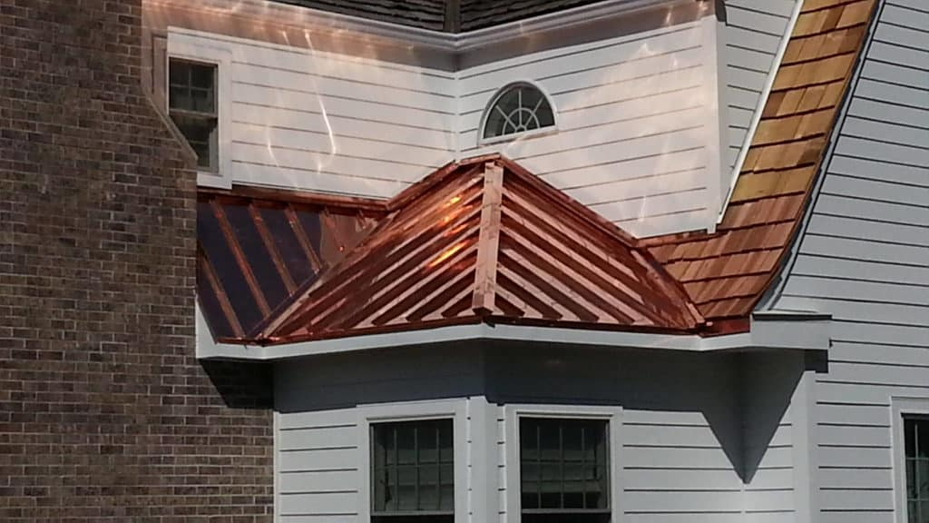 Copper Roof Installation Mt Prospect IL