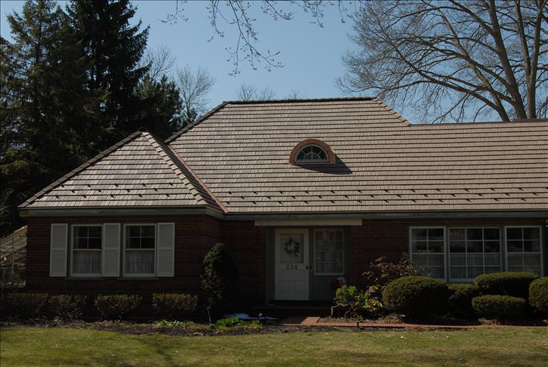 Davinci shake roofing river forest il 847 827 1605 for Davinci slate roof reviews
