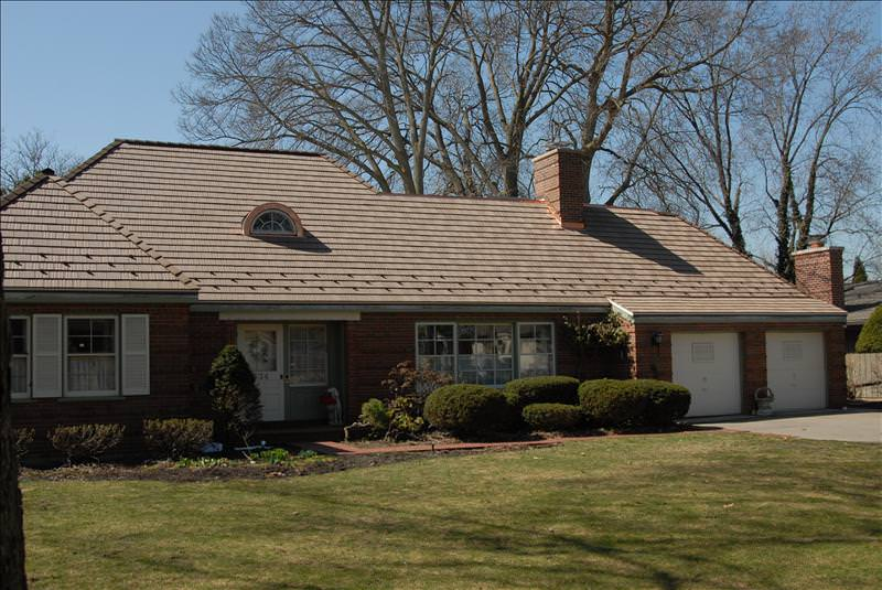 Davinci roofing styles for Davinci slate roof reviews