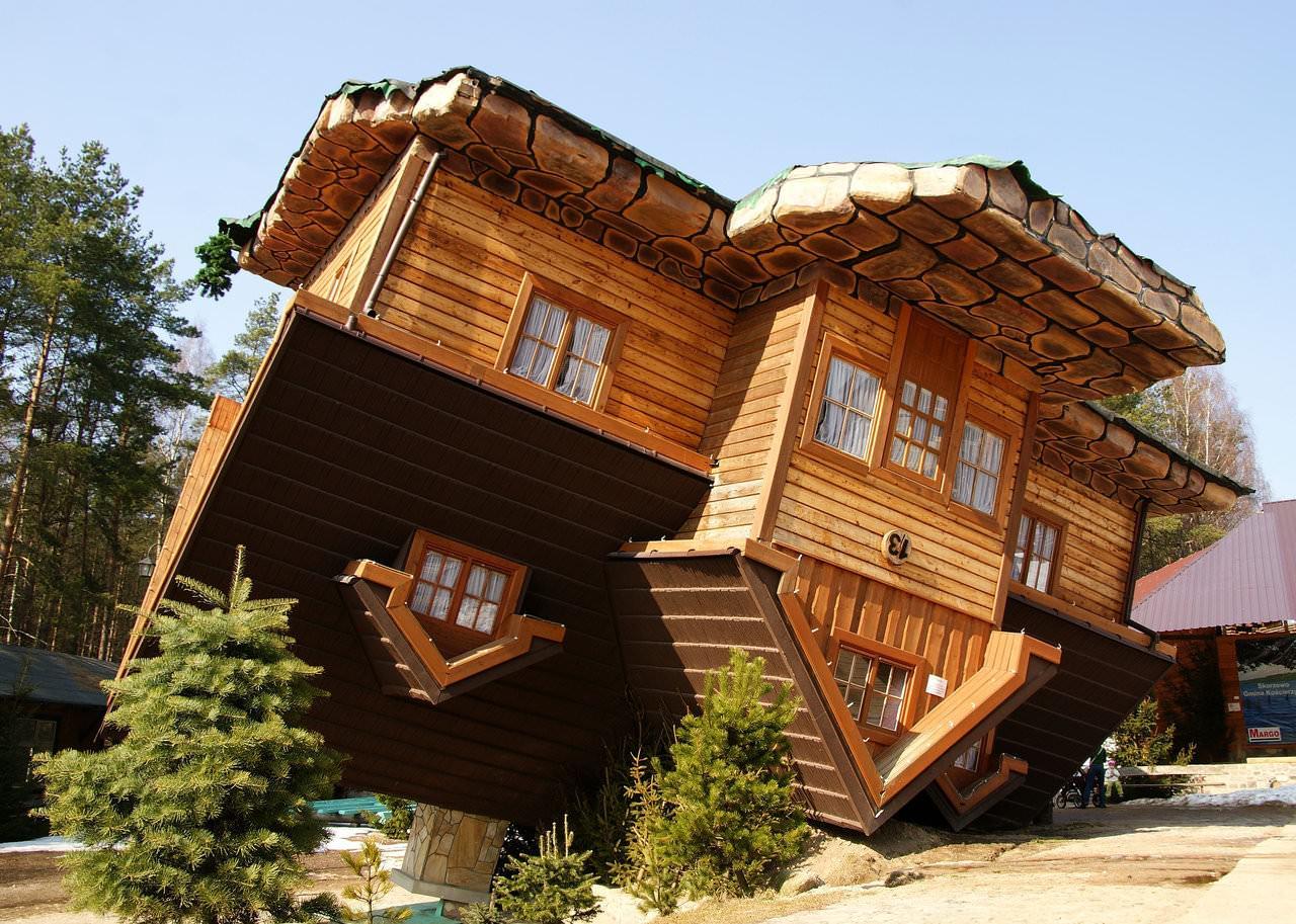 24 Weird Strange And Funny Houses Abedward Com