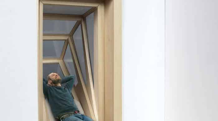 """More Sky"" Windows turn into balcony"