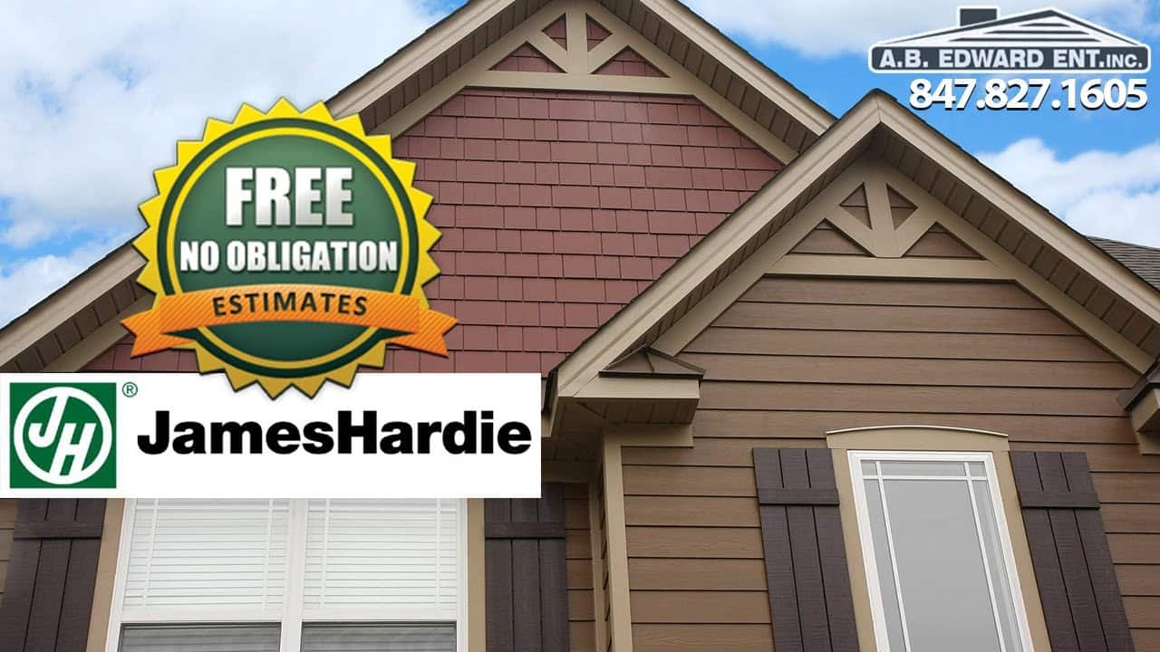 James Hardie Siding Contractors Chicago Siding