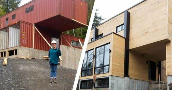 A Home Made From Shipping Containers Abedwardabedward