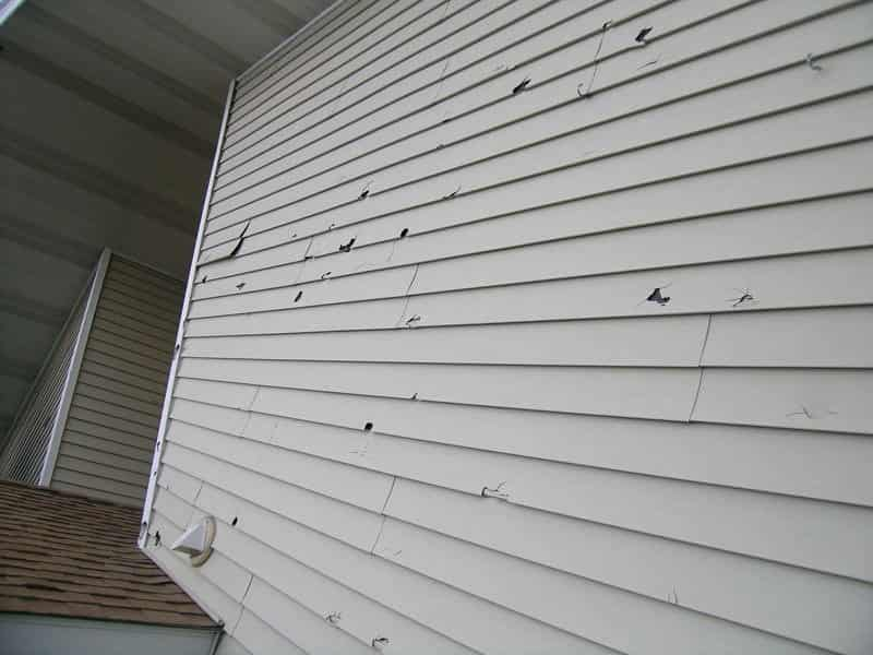 Replacing Wind Damaged Siding What You Need To
