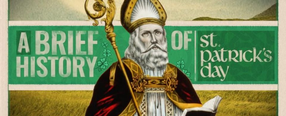 A Brief History of St. Patrick'