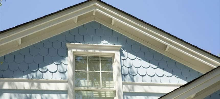 Choose a new home siding color