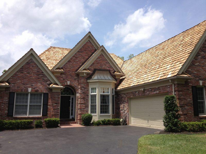 5 benefits of cedar roofing cedar shake roofing for Davinci shake roof reviews