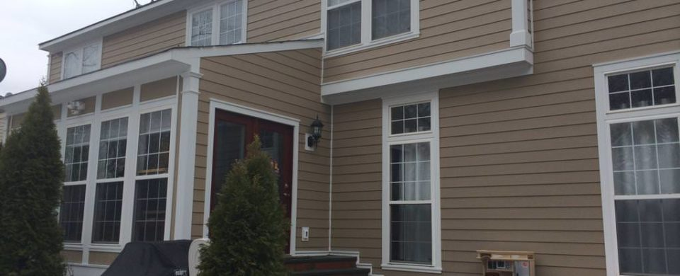 James Hardie Siding Repair