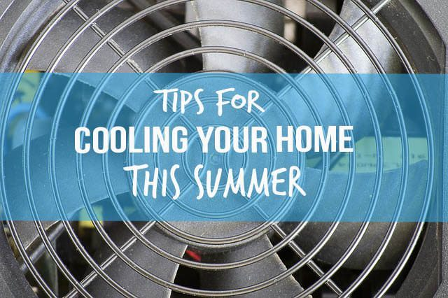 The 10 Best Ways To Keep Your House Cool During A Heat Wave