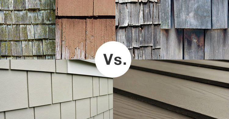Cedar Siding vs. Fiber Cement