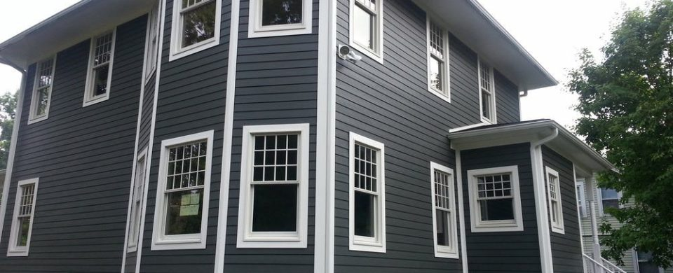 Siding Chicago - James Hardie