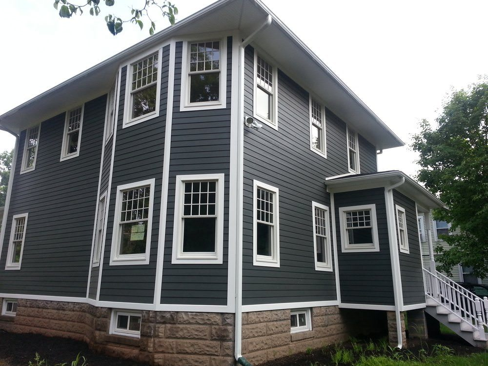 James Hardie Chicago Siding By A B Edward Enterprises