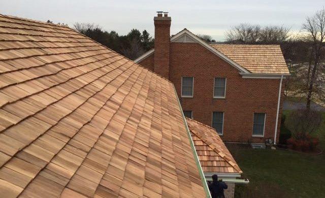 Cedar Shake Roofing Contractor (847) 827-1605