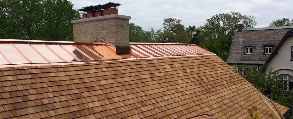 Cedar Shake Roof Repair Services (847) 827-1605