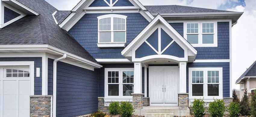 James Hardie Siding Deep Ocean