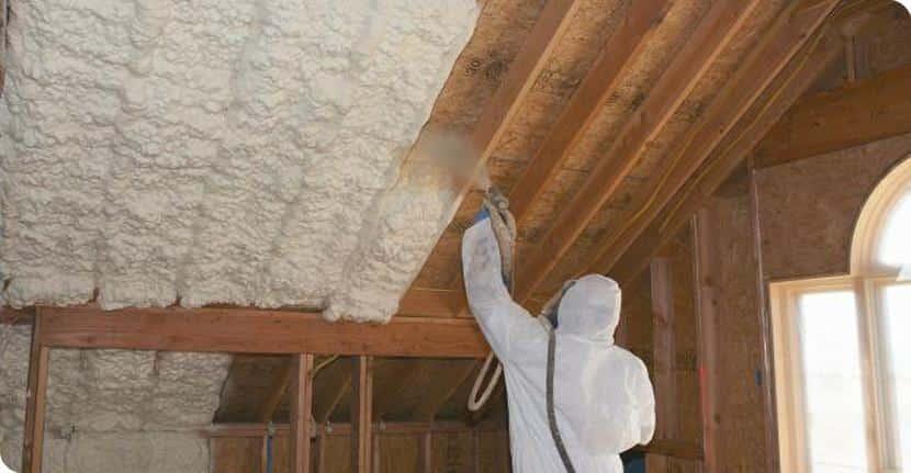 Spray Foam Insulation Chicago