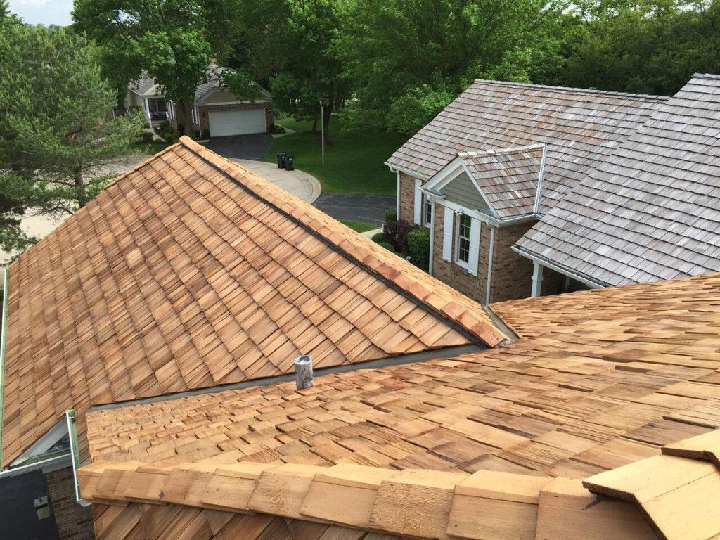 Are You Interested In Cedar Shake Roofing?