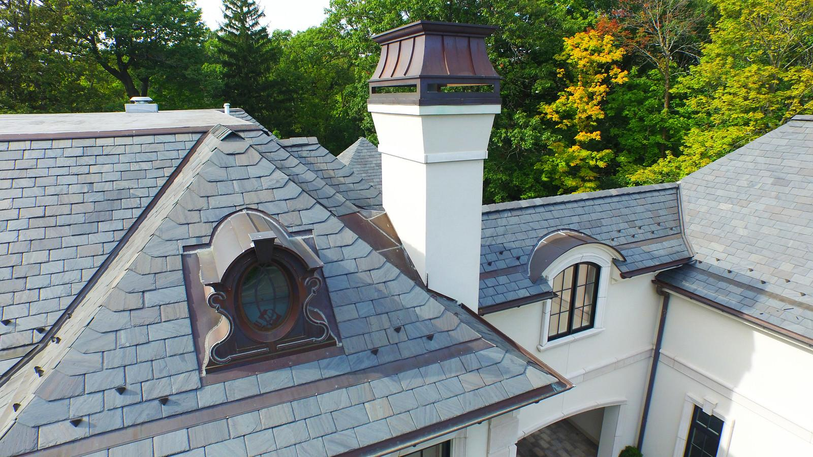 Discover The Benefits Of Slate Roofing Chicago S 1