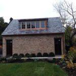 Chicago Slate Roofing Install