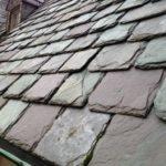 Slate Tiles Up Close