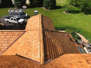 What To Look For From A Chicago Cedar Shake Roofing