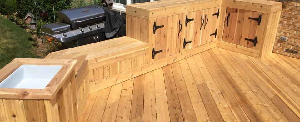 Outdoor Decking Company - AB Edward