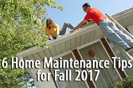 6 Home Maintenance Tips for Fall 2017 - abedward.com