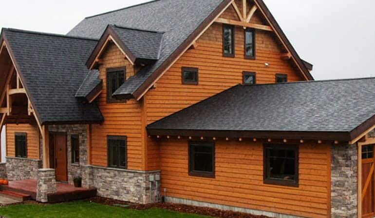 Wood vinyl or fiber cement a look at the top 3 kinds for Lp smart siding pros and cons