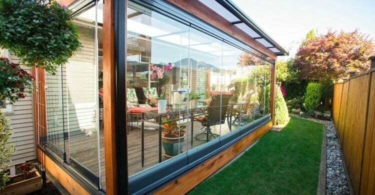 Lumon retractable glass walls are strong, easy to maintain and simple enough for a child to use. Transforming your outdoor space into a year-round place for relaxing and entertaining couldn't be easier.