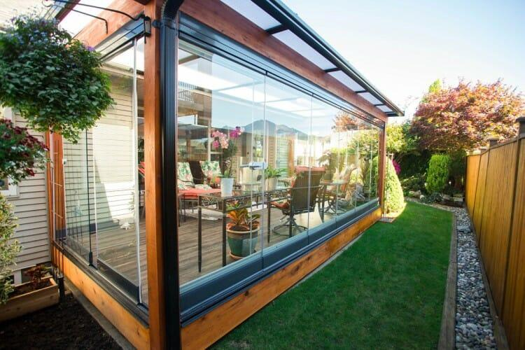 Would A Glass Sunroom Benefit Your Home A B Edward