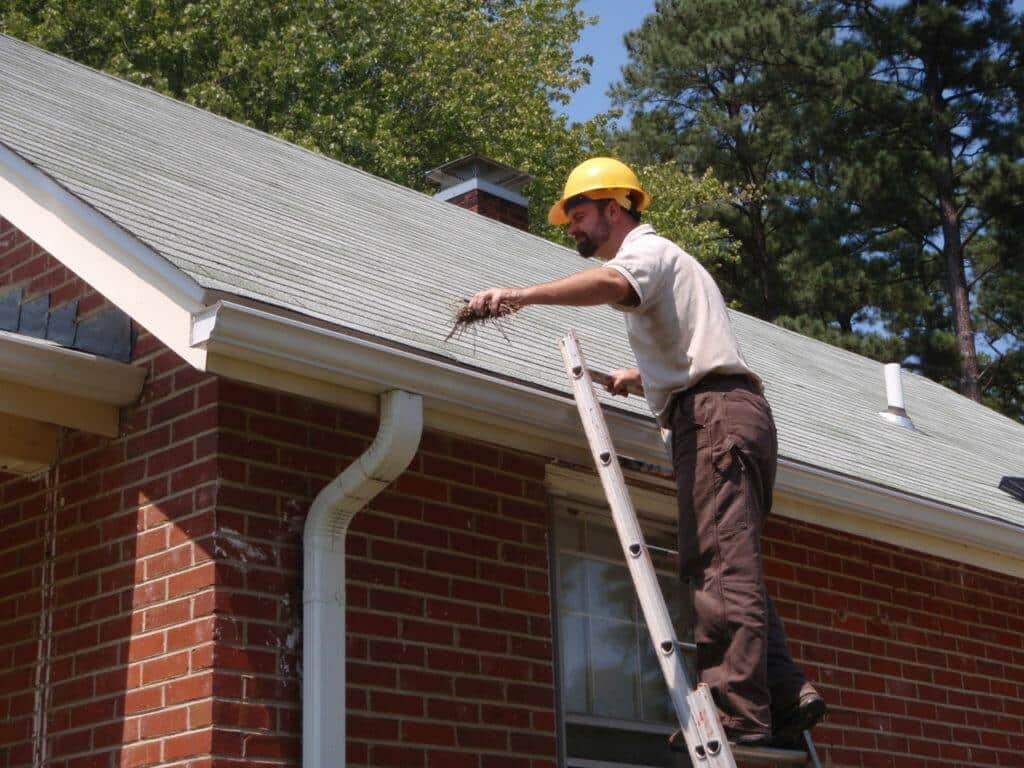 Give Your Gutters a Good Cleaning